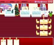 Winter Bistro gra online