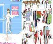 Winter Fun Dress Up gra online