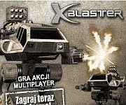 XBlaster gra online